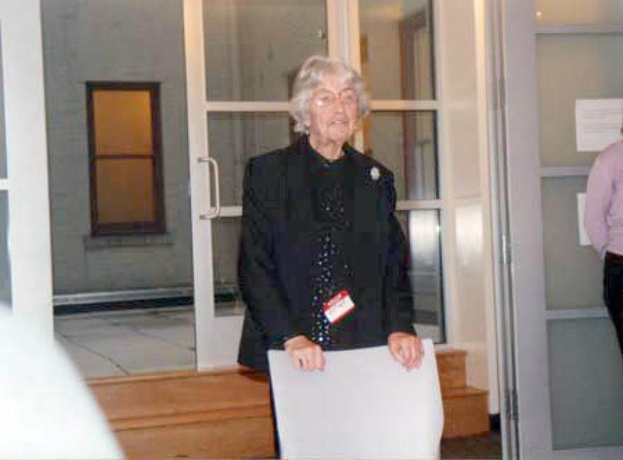 Volunteer Appreciation Dinner 2006