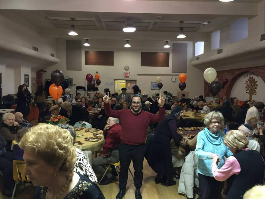 Holocaust Survivor Fall Luncheon 2014