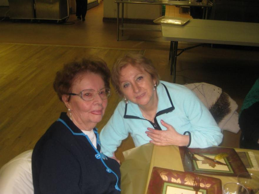 Holocaust Survivor Fall Luncheon 2014